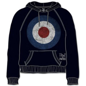 The Who Sudadera Target Distressed