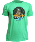 Queens of Stone Age.  Space mountain Verde  24€