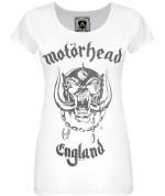 Camiseta Motorhead Amplified Chica/o 28,90€