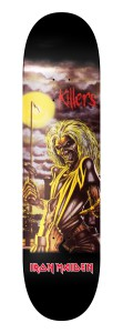 Tabla Skate IRON MAIDEN