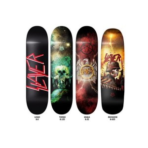 Tablas Skate SLAYER