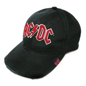 AC/DC Baseball Cap Red