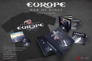 Europe War Of Kings Box