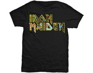 IRON MAIDEN eddie logo