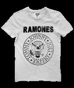Ramones Amplified blanca 24€