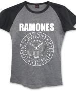 Camiseta Oficial Gris/negra Chica 21€