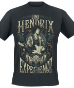 Jimi Hendrix  Art Nouveau Negra 24€