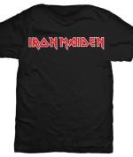 Iron Maiden Logo Negra 24€