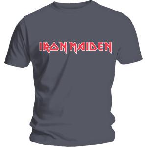 Iron Maide Logo Gris