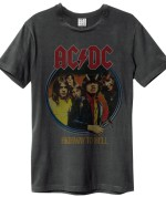 AC/DC Highway to Hell Amplified Gris 28,90€