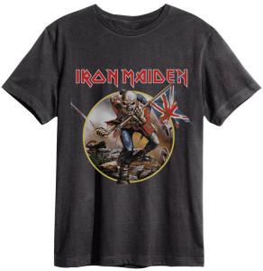 Iron Maiden Trooper Amplified