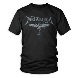 Metallica Est. 1981 Negra