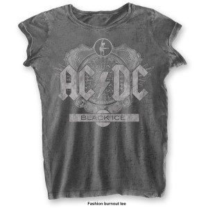 AC/DC Chica Fashion : Black Ice (Burn Out)