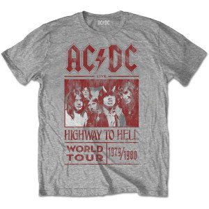 AC/DC : Highway to Hell World Tour 1979/1980