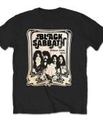 Black Sabbath Men's Tee: World Tour 1978 24€