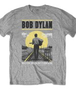 Bob Dylan Men's Tee: Slow Train 24€