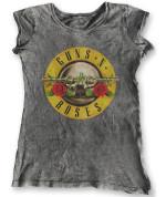 Guns N' Roses Fashion : Classic Logo (Acid Wash Finish) 26,80€