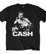 Johnny Cash Men's Tee: Finger 24€