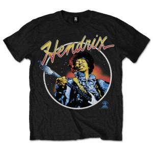 Jimi Hendrix : Script Circle