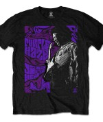 Jimi Hendrix Men's Tee: Purple Haze 24€