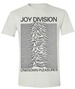 Joy División UNKNOWN PLEASURES Blanca 24€