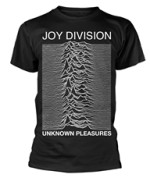JOY DIVISION UNKNOWN PLEASURES Black 24€
