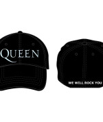 Queen Men's Baseball Cap: Logo  19,80€
