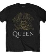 Queen Men's Tee: Crest 24€