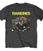 Ramones Men's Tee: Road to Ruin 24€