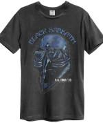 Black Sabbath Men's Tee: World Tour 1978 .Amplified 28,90€