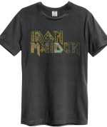 Iron Maiden Eddies logo Amplified 28,90€
