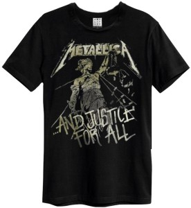 Metallica  and justice for all..