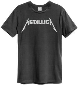 Metallica Logo Amplified