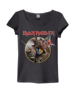 IRON MAIDEN TROOPER Chica Amplified 28,90€