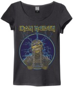 IRON MAIDEN MUMMY Chica Amplified 28,90€