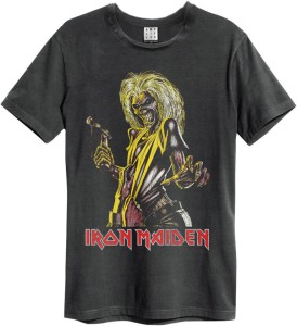 Iron Maiden Killers Amplified