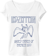 LED ZEPPELIN 77 Chica Blanca Amplified 28,90€
