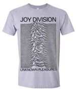 Joy División UNKNOWN PLEASURES Gris 24€