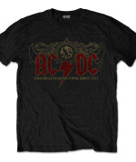AC/DC Unisex Tee: Oz Rock Black 24€