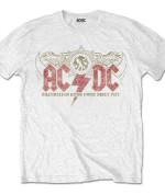 AC/DC: Camiseta Blanca 24€