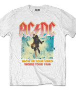 AC/DC UNISEX TEE: BLOW UP YOUR VIDEO Camiseta Blanco 24€